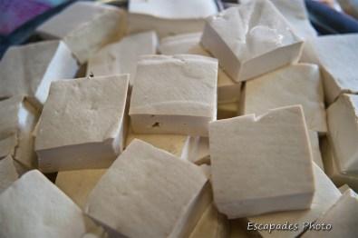 soja en dé - marché luang namtha