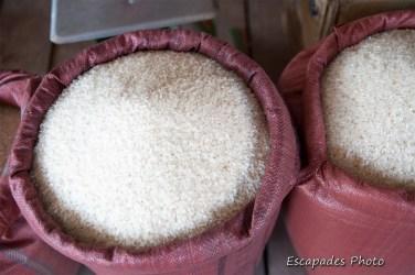 sac de riz - luang namtha