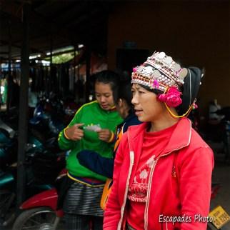 jour de marché - luang namtha