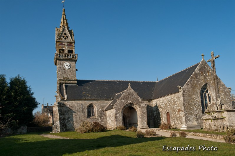 Eglise saint Corentin - Trégornan