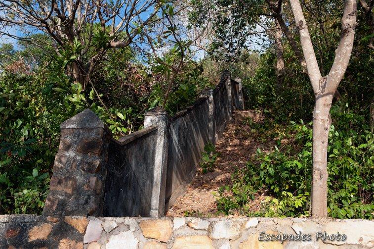 Kep - ruines coloniale