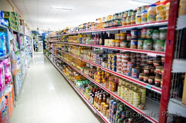 Read more about the article Kampot, le supermarché est un défi au commerce traditionnel