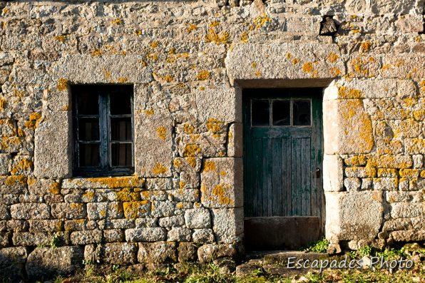 Balade de Kerivarc'h - Vieilles demeure à Rostrenot