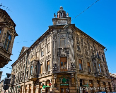 Arad - immeuble remarquable