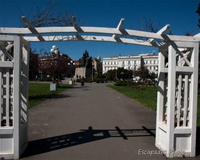 Arad - place Avram Iancu