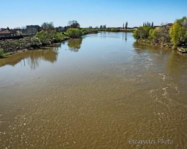 Arad, la rivière Mureș