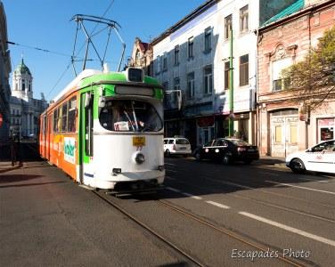 Arad - passage du Tramway