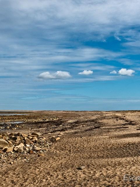 Sillon de Talbert - dunes