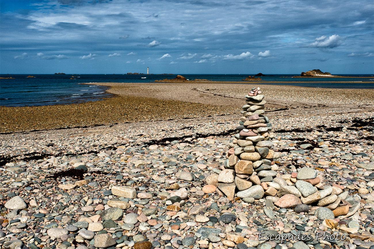 Sillon de Talbert, la promenade terre et mer