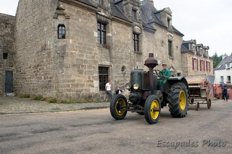 Tracteur VIERZON SFV HV2 - Pont-Scorff