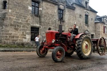 Tracteur AVTO -BELARUS - Pont-Scorff