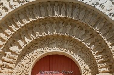 église saint-Pierre - portail sud