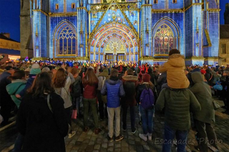 Iliz-Veur Saint-Corentin - Avant le spectacle