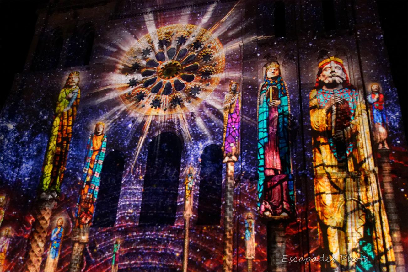 Chartres en lumière – Les scénographies au service du patrimoine