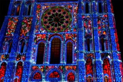Scénographie Cathédrale de Chartres