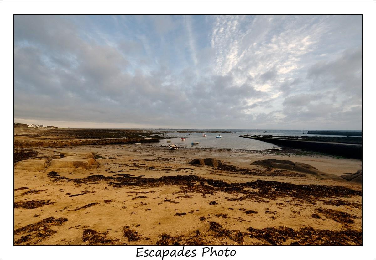 Kerity Penmarc'h une plage au sable dorée