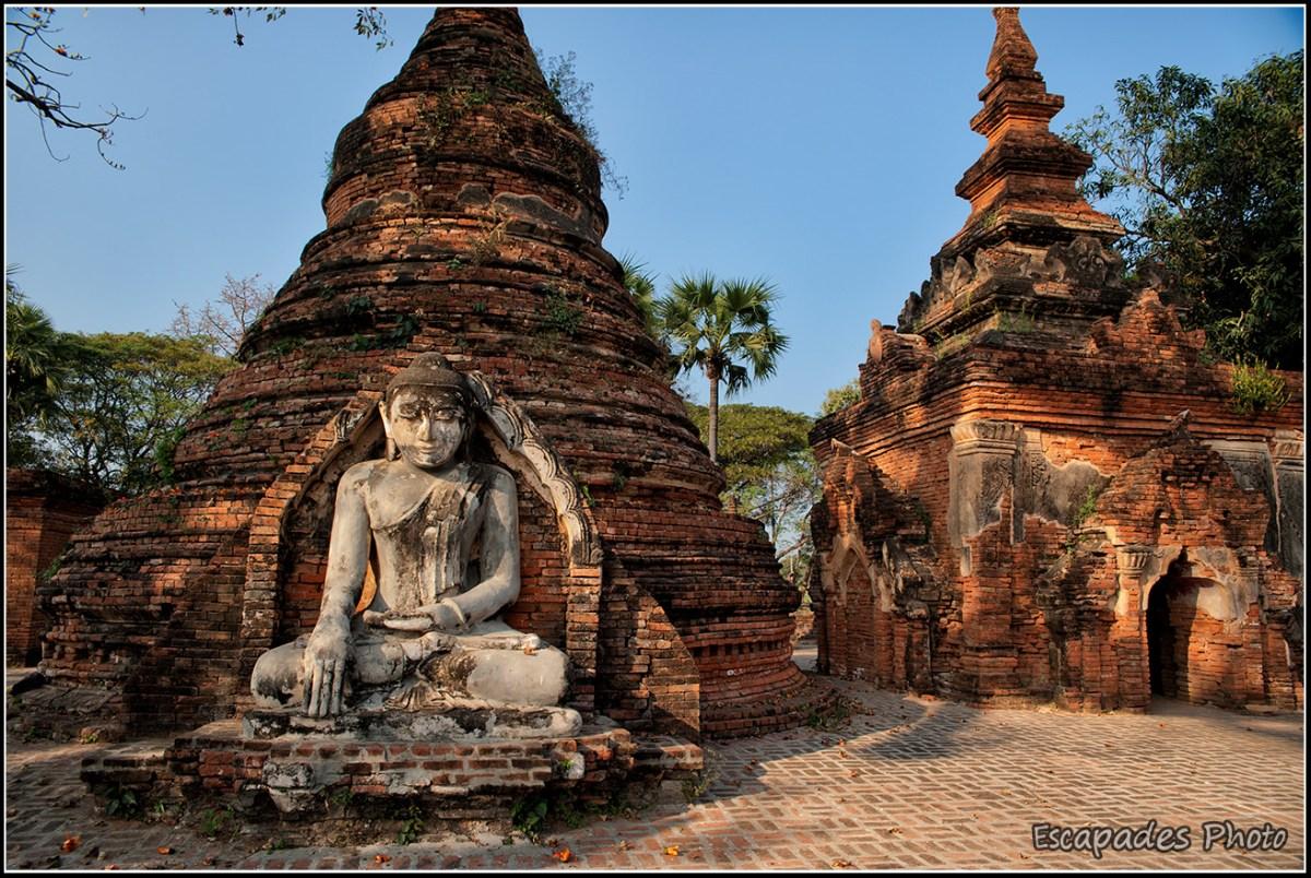 Inwa est l'ancienne capitale de Birmanie