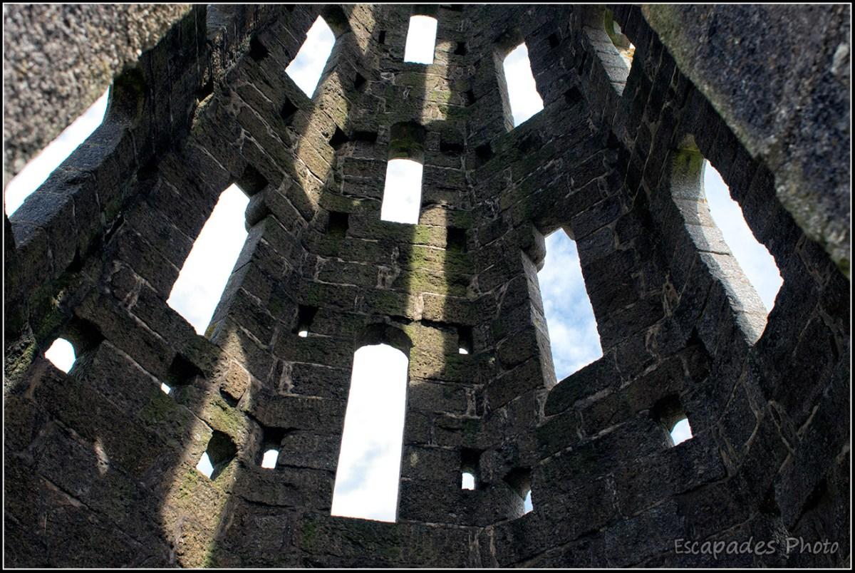 Bulat-Pestivien - Le clocher ajouré