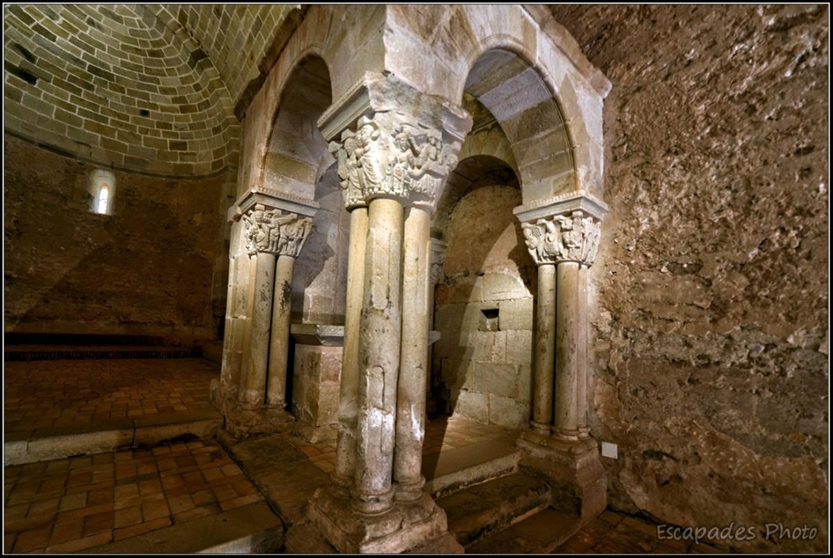 église romane de San Juan de Duero