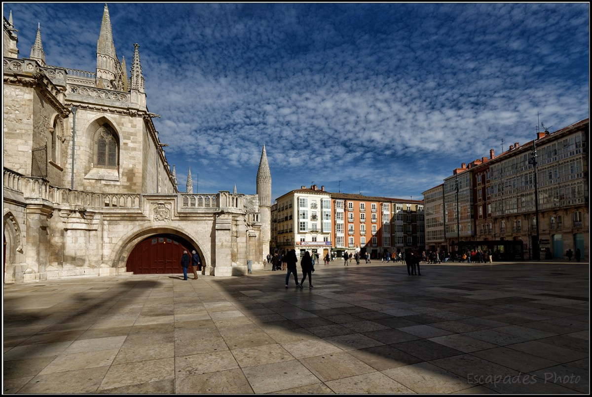 Burgos ville du patrimoine et du bien être