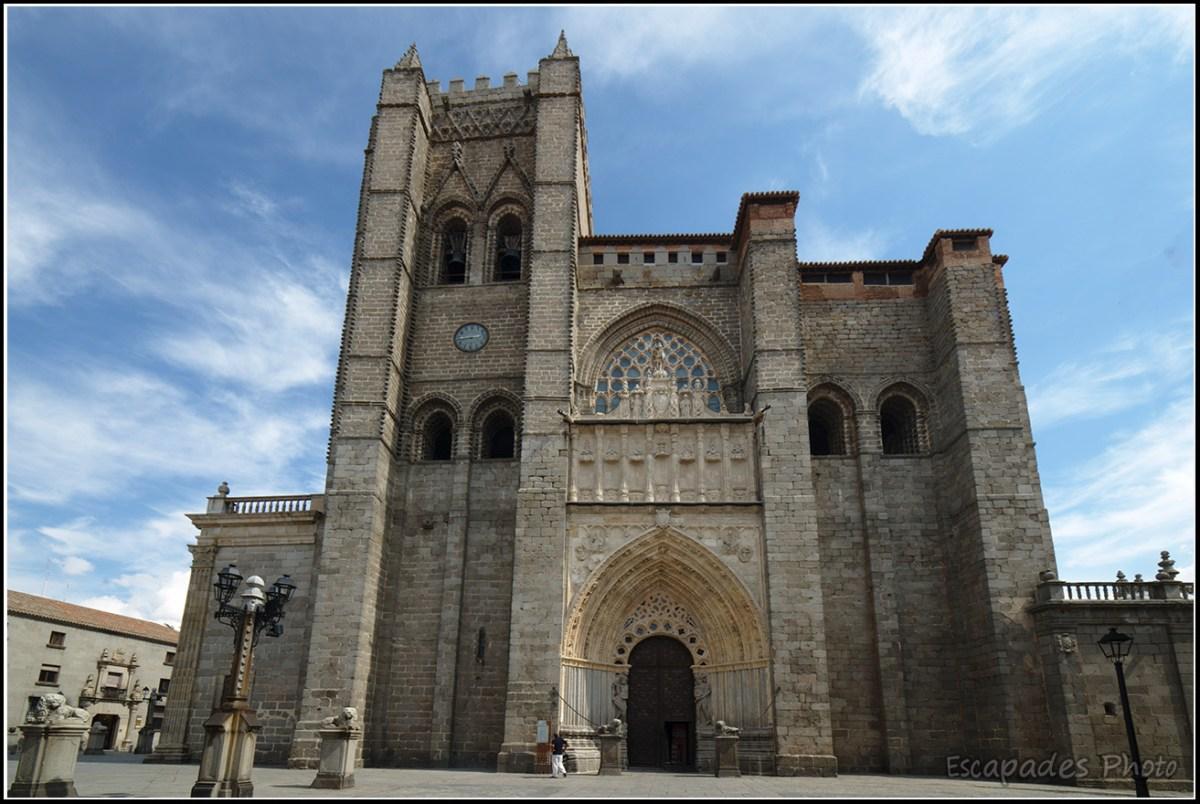 Cathedrale d'Avila