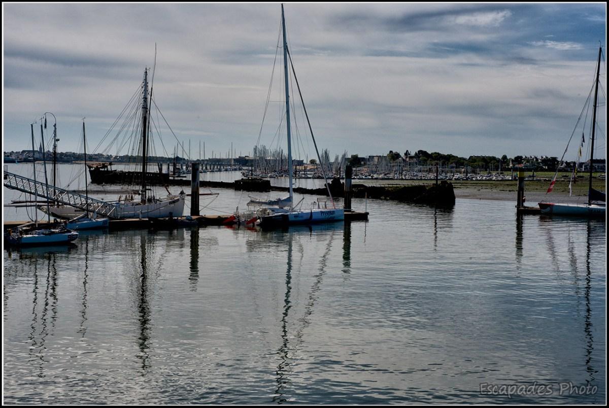 Lorient Kéroman - épaves du Strasbourg et du Crapaud