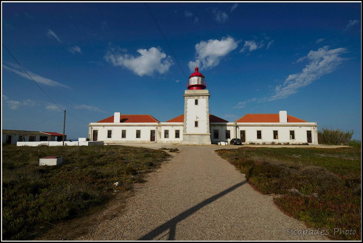Cabo Sardão - phare