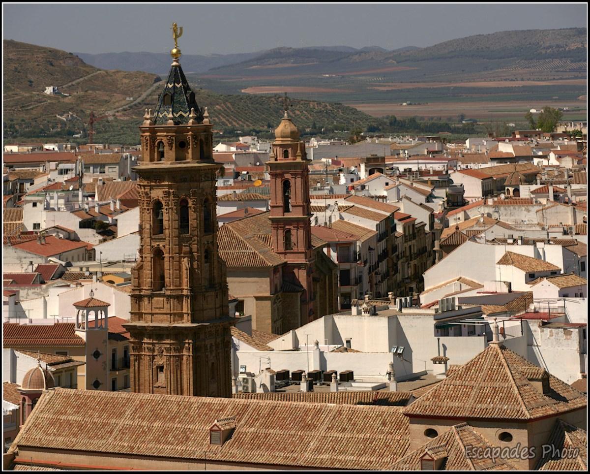 Eglise de San Sebastian Antequera