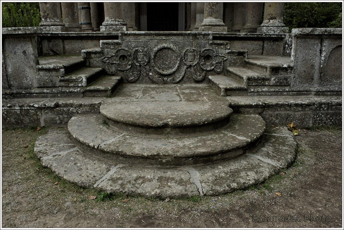Temple de l'éternité - Détails