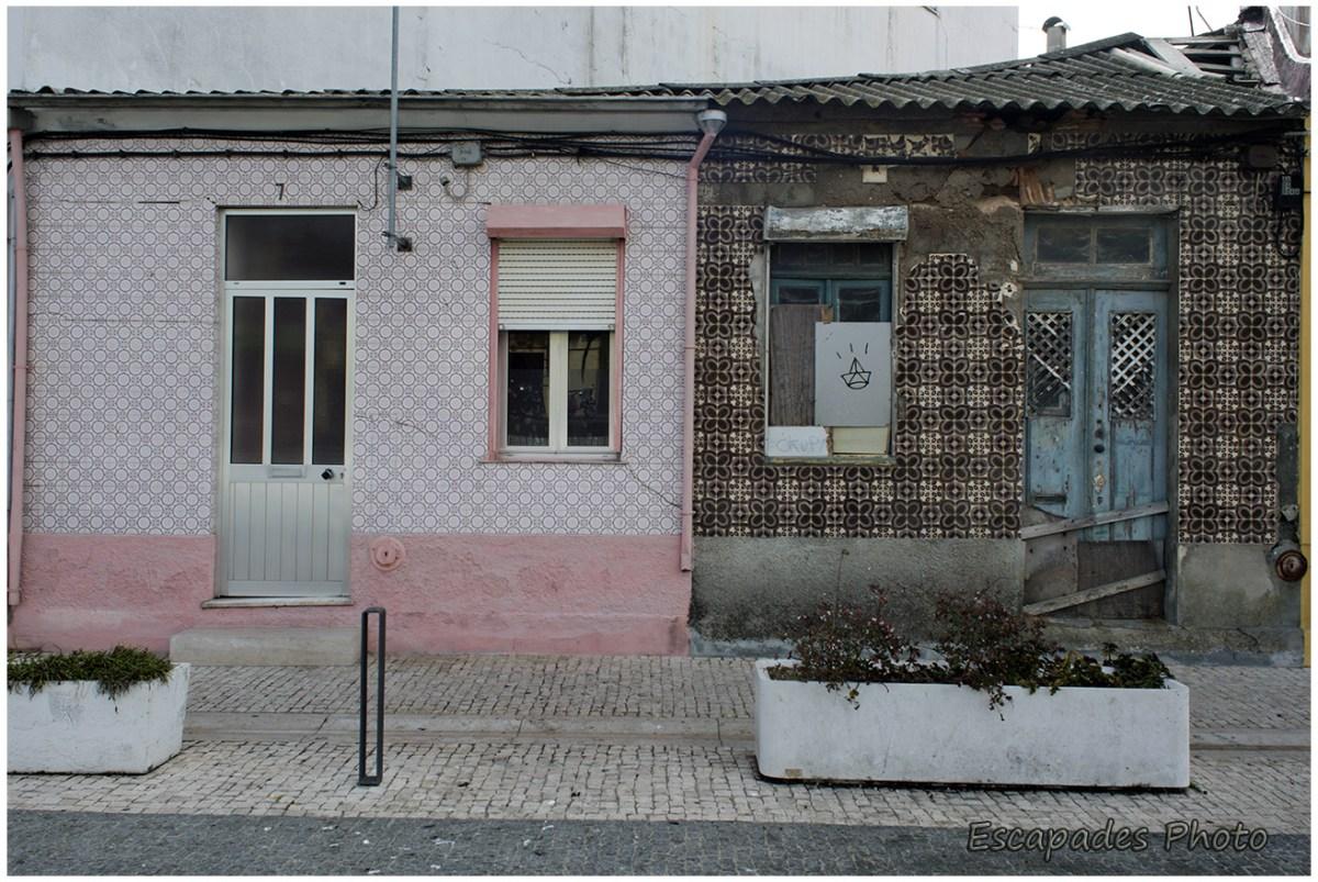 Azulejos anciens - Aveiro