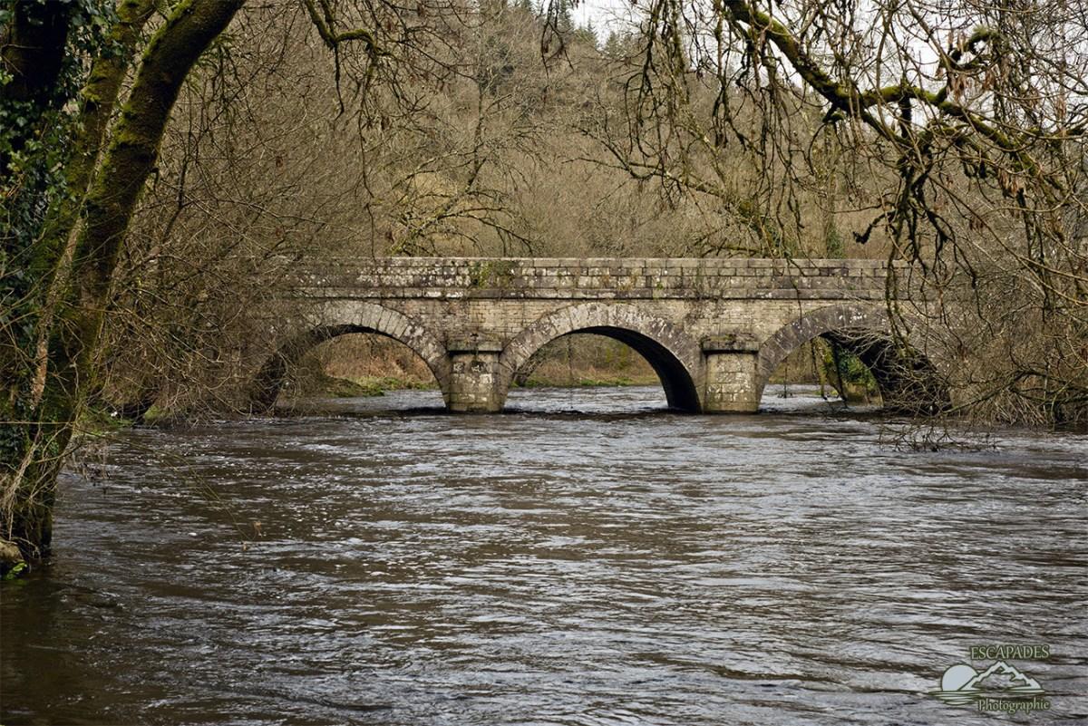 Pont Ty Nadan à Arzano
