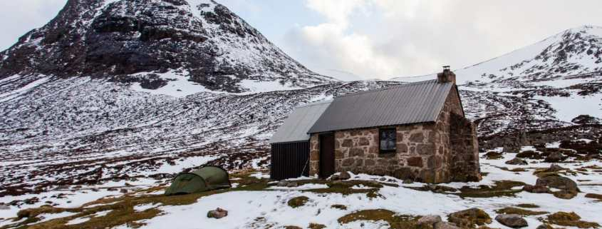 Bothy nights in Scotland