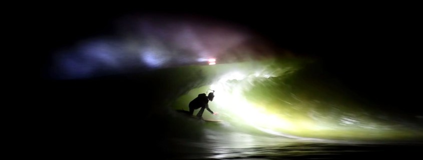 BlackSwan Surf de nuit