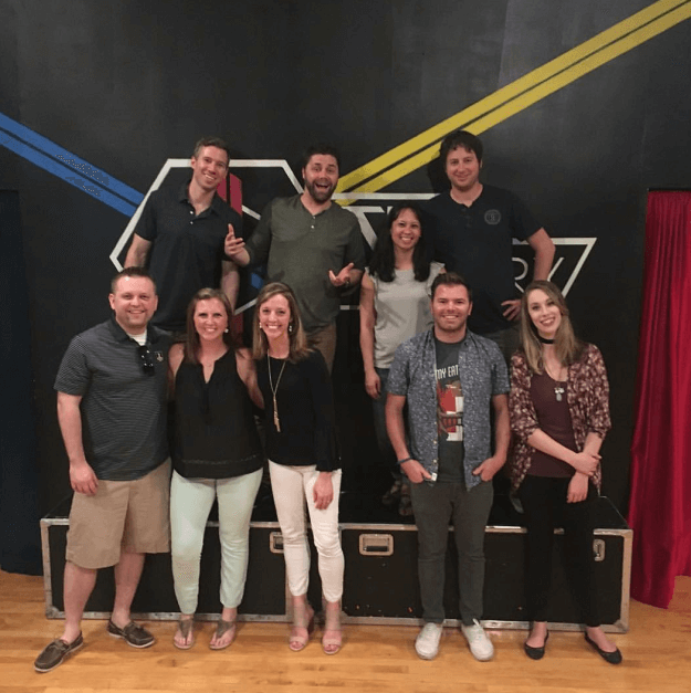 Fun And Challenging! Operation G.R.A.N.I.E. At Escape Artistry