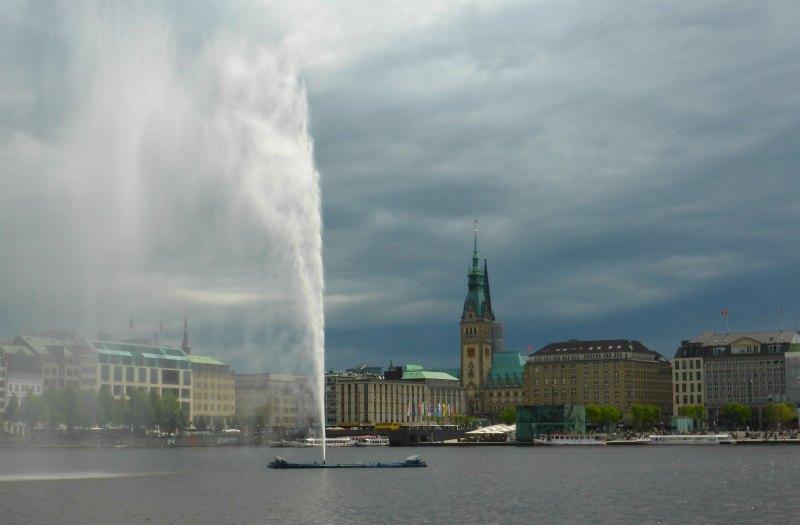 Immer einen Ausflug wert: Hamburg