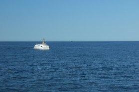 Usedom: Bootstour entlang der Ostseeküste