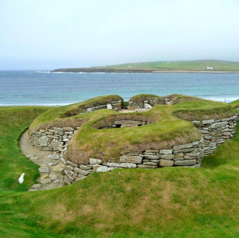 Skara Brae - Sehenswürdigkeit auf Orkney