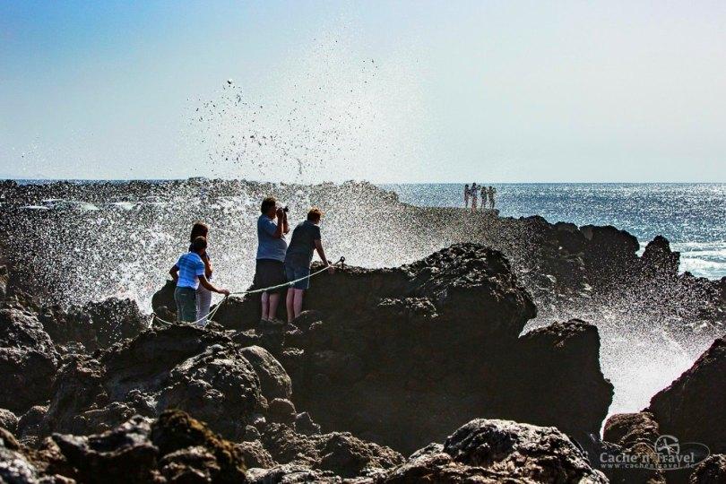 Lanzarote: Wilde Küste