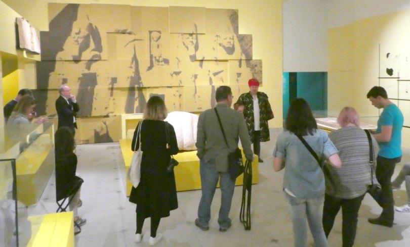 Führung durch die Ramses Ausstellung Karlsruhe