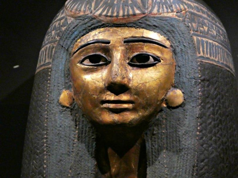 Ramses Ausstellung: Sarkophag