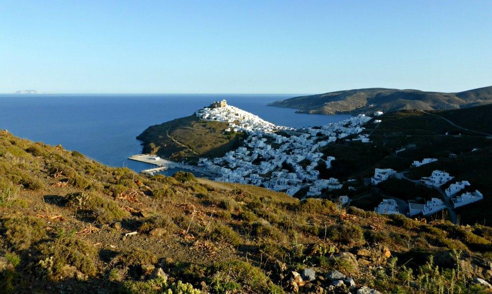 Griechenland wie aus dem Bilderbuch: Tipps rund um das Insel-Idyll Astypalea