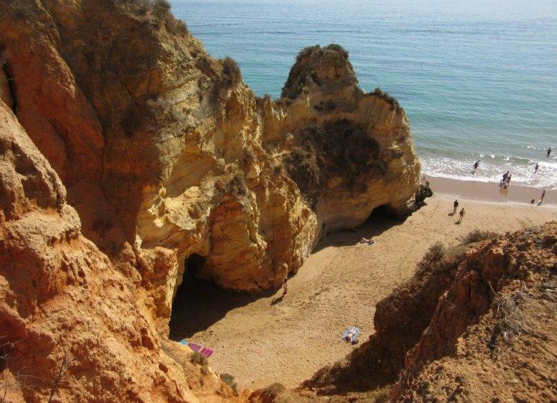 Reiseziele im Winter: Urlaub an der Algarve