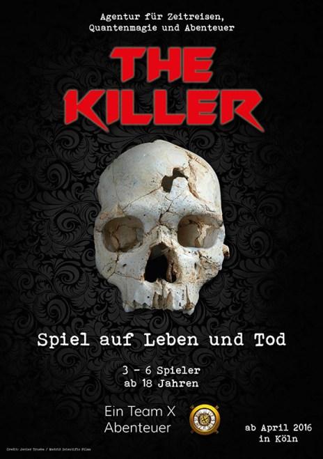 Team X Köln - The Killer