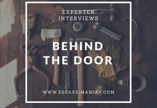 Experten Interviews Escape Room