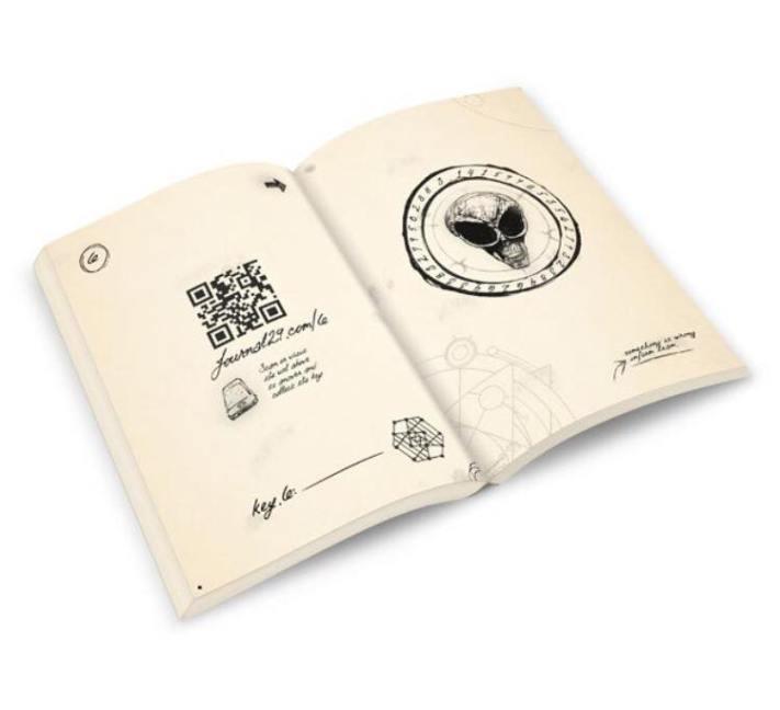 Journal 29 - Journal 29: Interactive Book Game