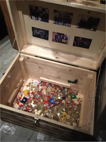 Escape Room - Hochzeitsüberraschung