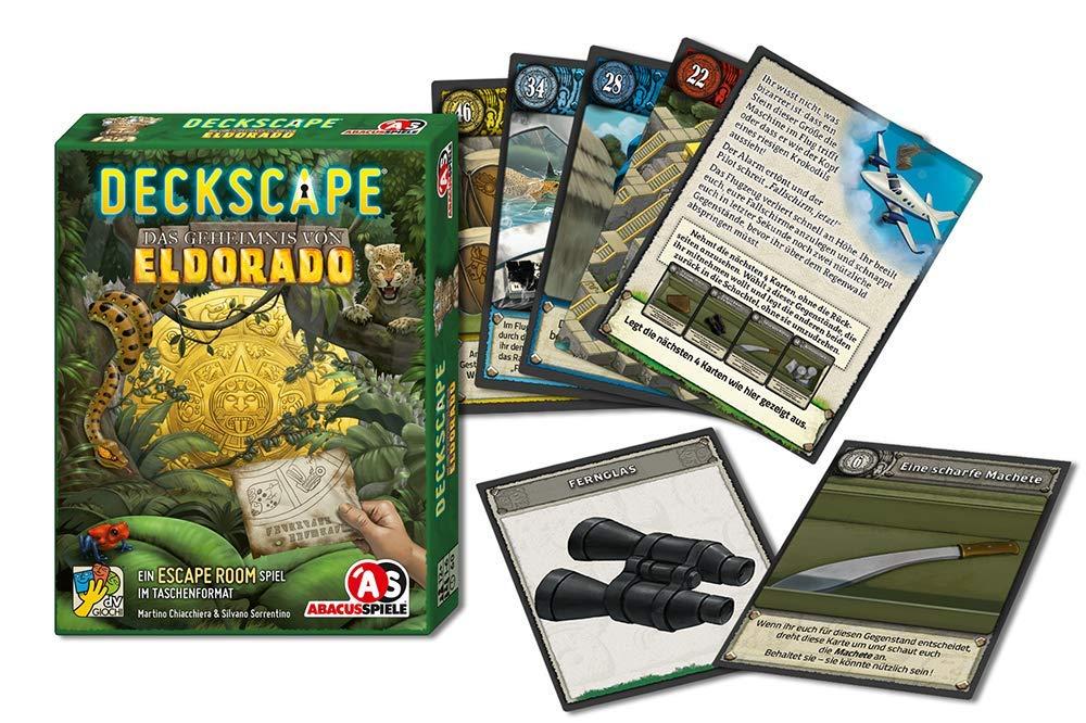 Deckscape - Das Geheimnis von Eldorado