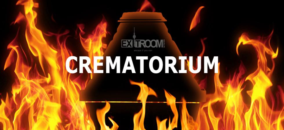 EXITROOM - Crematorium - Escape Room Berlin