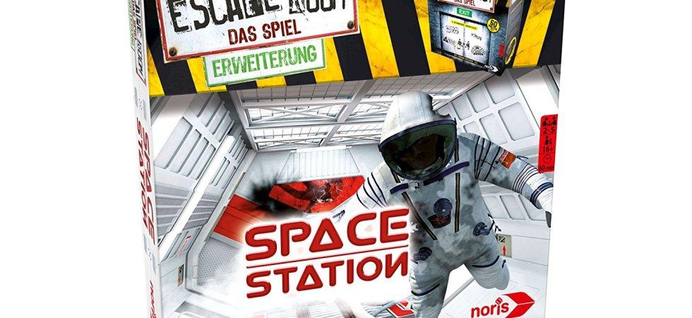 Escape Room - Das Spiel Erweiterung: Space Statiom