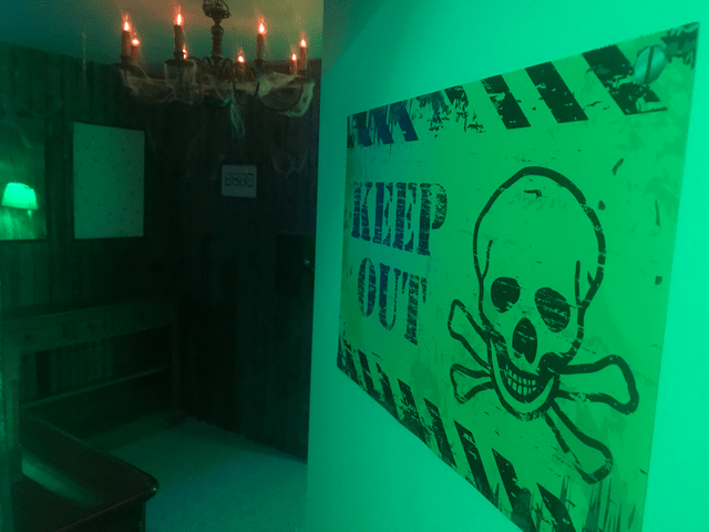 Secret Lab - Locked Room - Escape Room Düsseldorf
